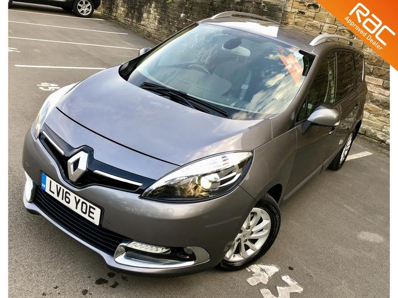 View RENAULT SCENIC GRAND DYNAMIQUE NAV DCI