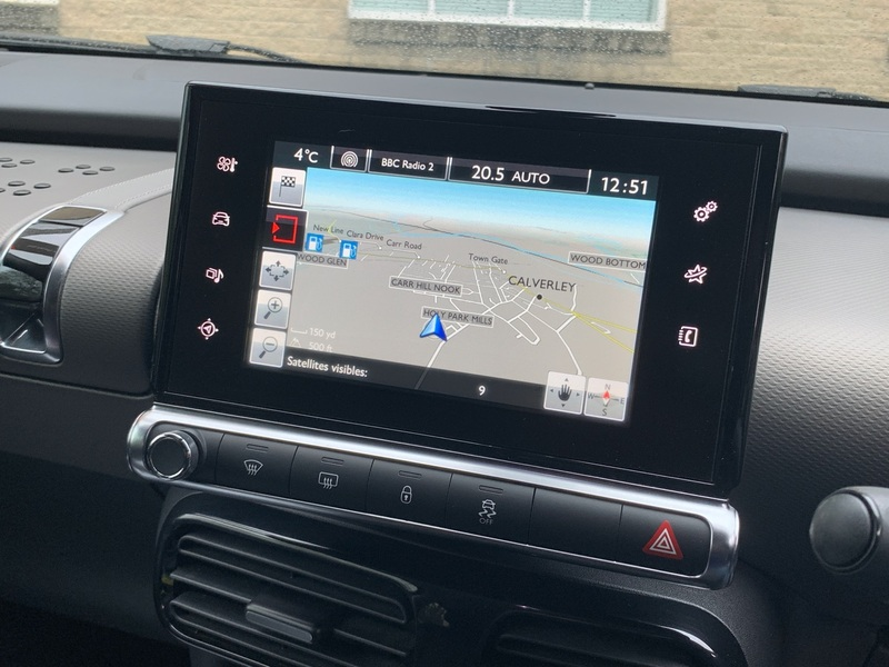 View CITROEN C4 BLUEHDI FLAIR